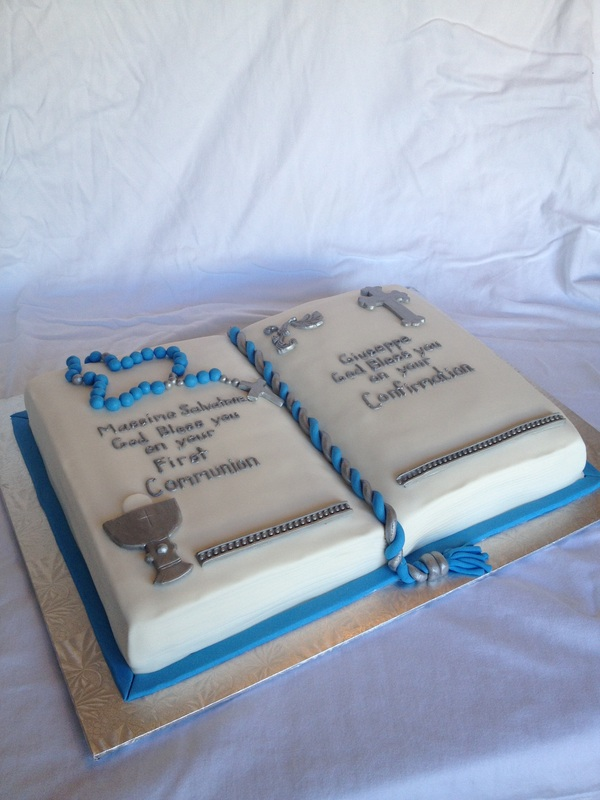 Religious Occasion Cakes Sheet Start At 70 2 Tiered 100
